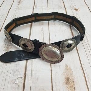 Vintage | Catherine Dial Easley Concha Belt